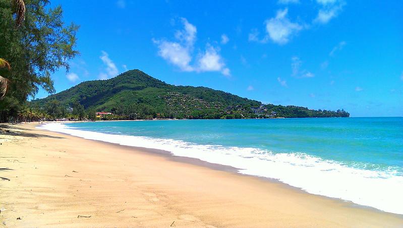 Kamala Beach, Phuket. Image by: Cameron Khan, CC.