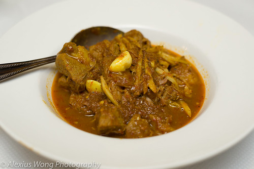 Northern Thai Pork Curry