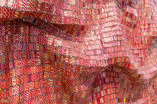 El Anatsui The Broad Museum Los Angeles 02 | by Eva Blue