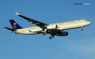 330.343 REGIONAL SAUDI ARABIAN AIRLINES F-WWCX 1764 TO HZ-AQ20 07 12 16 TLS