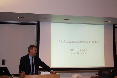 US Cuba Embargo June 19, 2009
