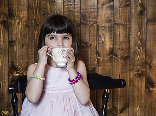 how to drink tea | by Eva Blue