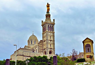 Notre Dame de la Garde, Marseille, France | by Snuffy