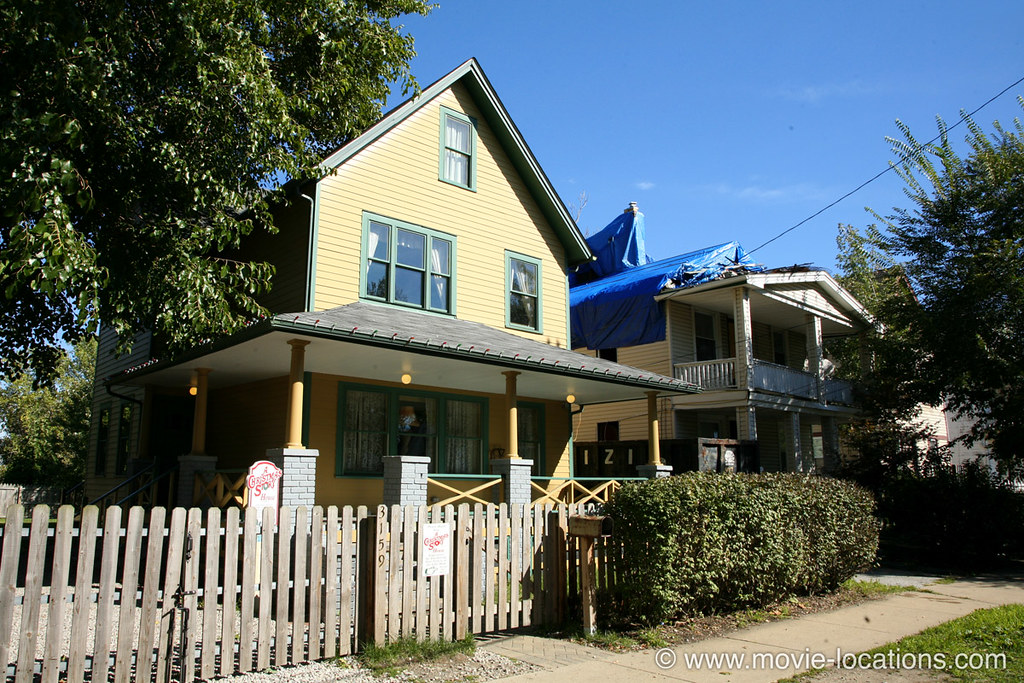 a christmas story film location the christmas story house cleveland by movie - Christmas Story House Cleveland