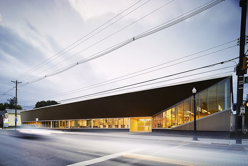 Columbus Metropolitan Library: Driving Park Branch | by aia.columbus