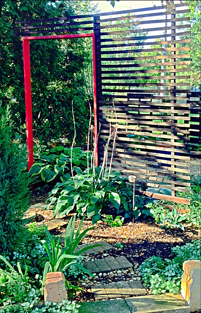 The Path To My Shade Garden And Woodland Garden Rooms Flickr