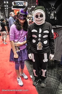 NY Comic Con 2014 Jack Nightmare Before Xmas | by Downtown Traveler
