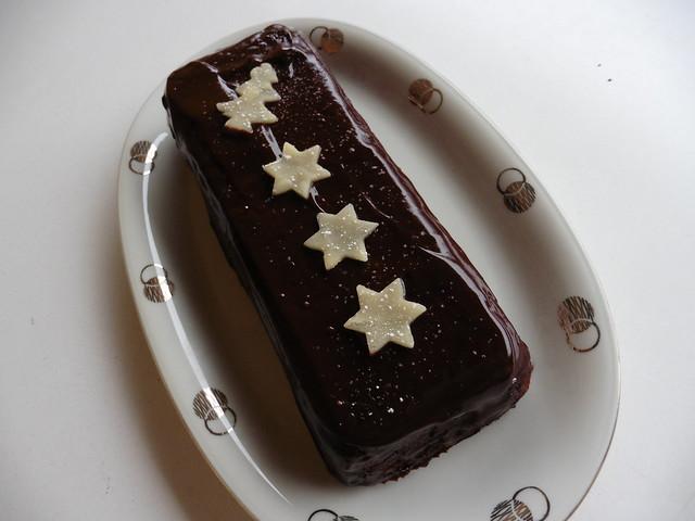 Schokoladekuchen mit inneren Werten #wirrettenwaszurettenist