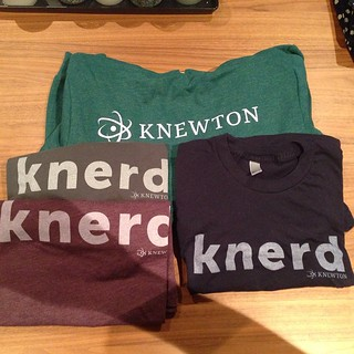 Packing for #ghc2014 is easy. #Knewton | by knewton_inc