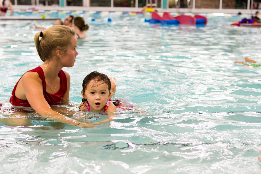 best swimming lessons for kids