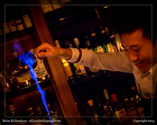 Casper is on fire @ Ounce Taipei | by siliconchef