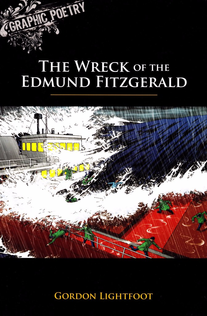 the wreck of the edmund fitzgerald poem