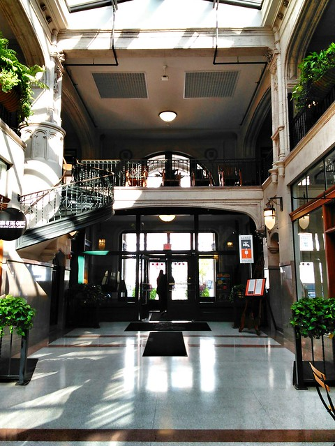 Grove Arcade -- Asheville, North Carolina