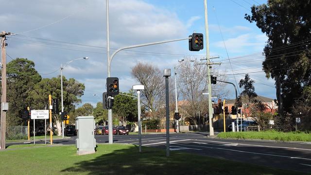 Melbourne 39 s traffic lights flickr for Pool lights melbourne