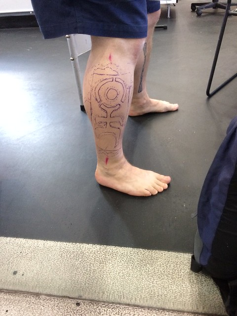 Outline Standing