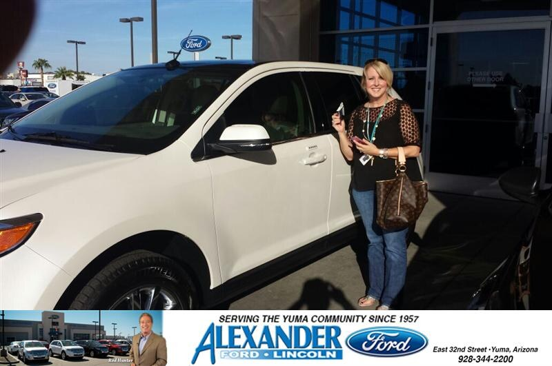 Congratulations To Lisa Nickel On Your Ford Edge Purchase From Jesse Rueda At Bill