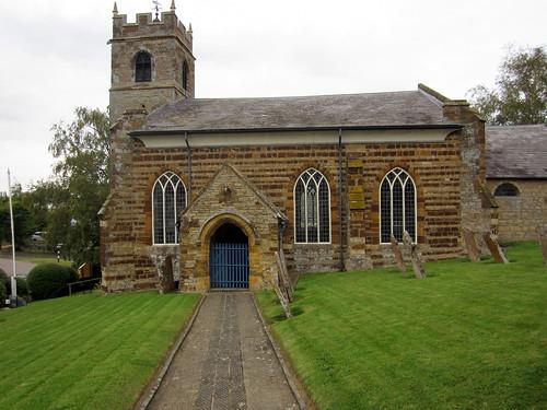 Church of St Margaret of Antioch - Denton