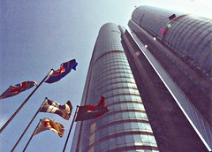 Exchange Square - Hong Kong  Stock Exchange Building - 1993