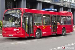 Scania N94UB East Lancs Myllennium - YR52 VFN - ELS14 - Go Ahead London London Central - London - 140926 - Steven Gray - IMG_0145