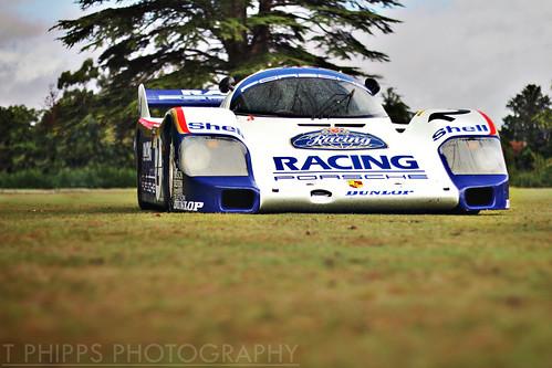 Race Car Brake Vents