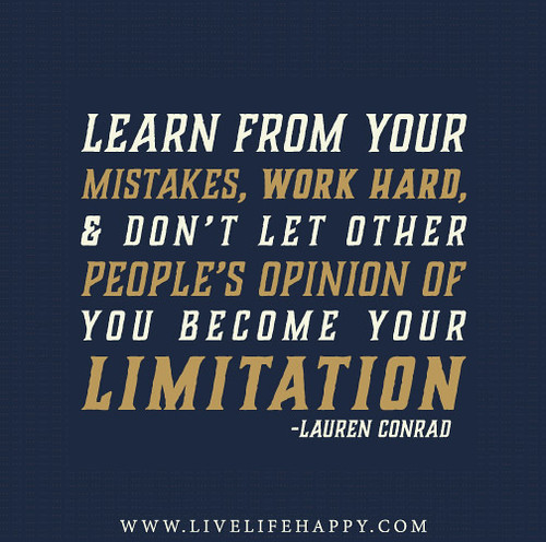 Wise People Learn by Other People's Mistakes - Knowledge ...