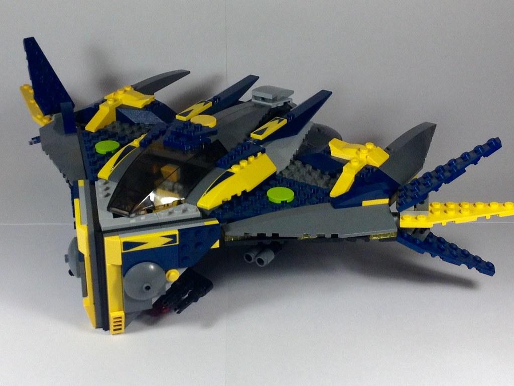 Ravagers Ship