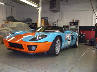Ford GT | by motorcityautospa