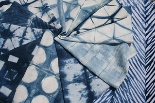 indigo tea towels | by suzy @ floating world