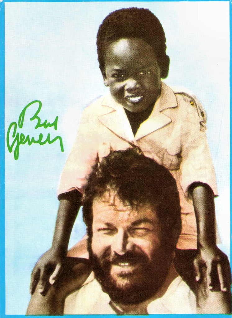 bud spencer and baldwin dakile in piedone l africano 1978 flickr