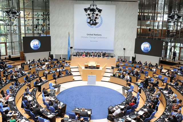 photo of Bonn Climate Talks