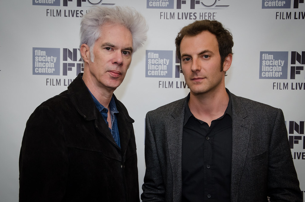 Aaron Brookner Jim Jarmusch and Aaron Brookner Jim Jarmusch was sound rec Flickr
