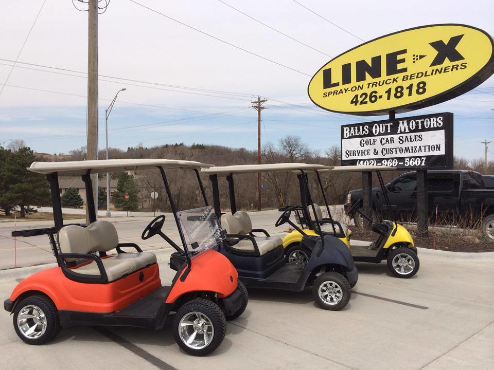 linex,golf,carts,for,sale