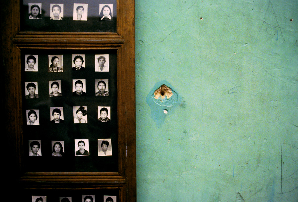 Warning shot, Guatemala, 1982? | by Marcelo  Montecino