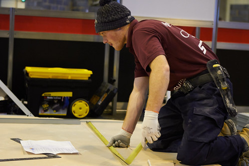 Plastering and Drywall Sam McCrindle | by WorldSkills UK