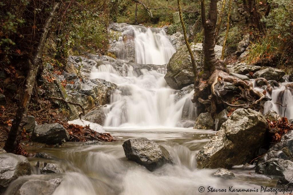 Hantara waterfalls