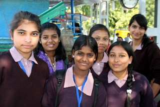 International Day of the Girl Child for 2014 is Empowering Adolescent Girls: Ending the Cycle of Violence. | by ramesh_lalwani