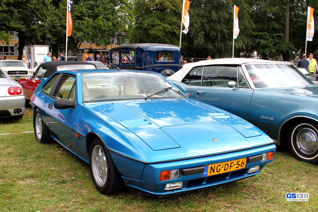 1983 Lotus Excel | See more car pics on my facebook page! - … | Flickr