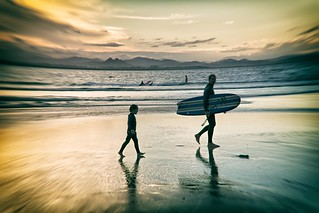 Heading Out Surfing | by rikpiks