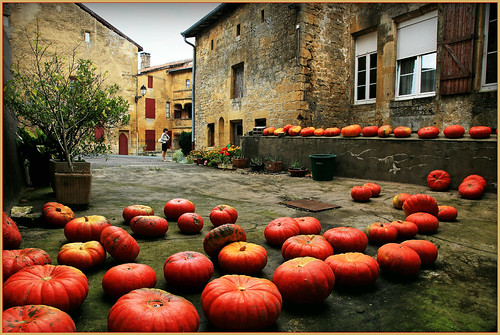 """The Halloween time"" , Marville, Meuse, Lorraine, France 