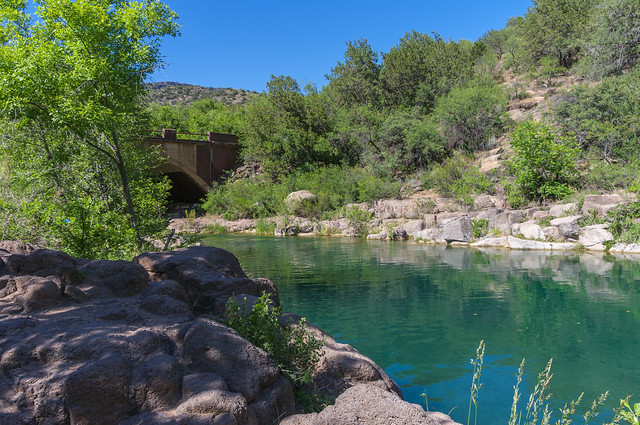 Fossil Creek Bridge
