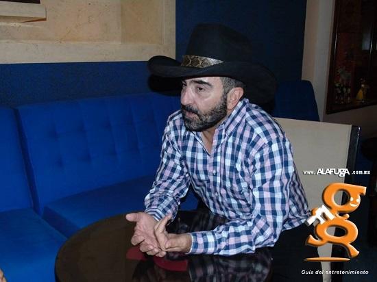 La Entrevista A - Vicente Fernandez Jr. - Guadalajara, Jalisco México. (14 - Oct - 2016)