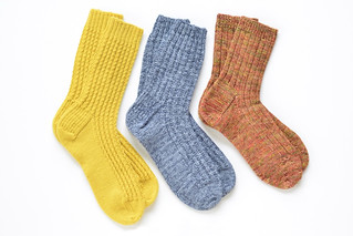 Hand-Knit Socks | by imaginary animal