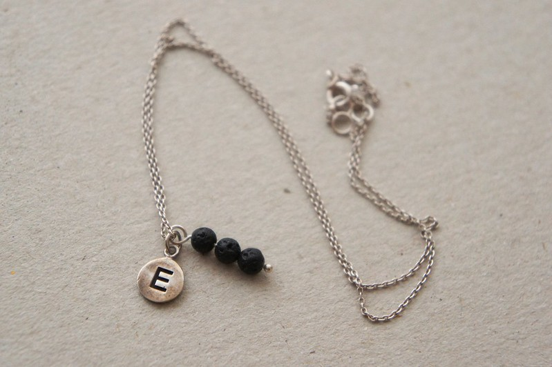 diy lava bead charm anaturaldetour