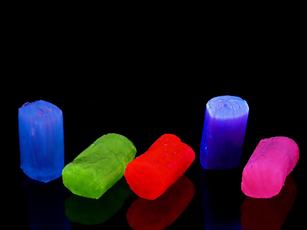 Fluorescent Food Jolly Rancher Hard Candy