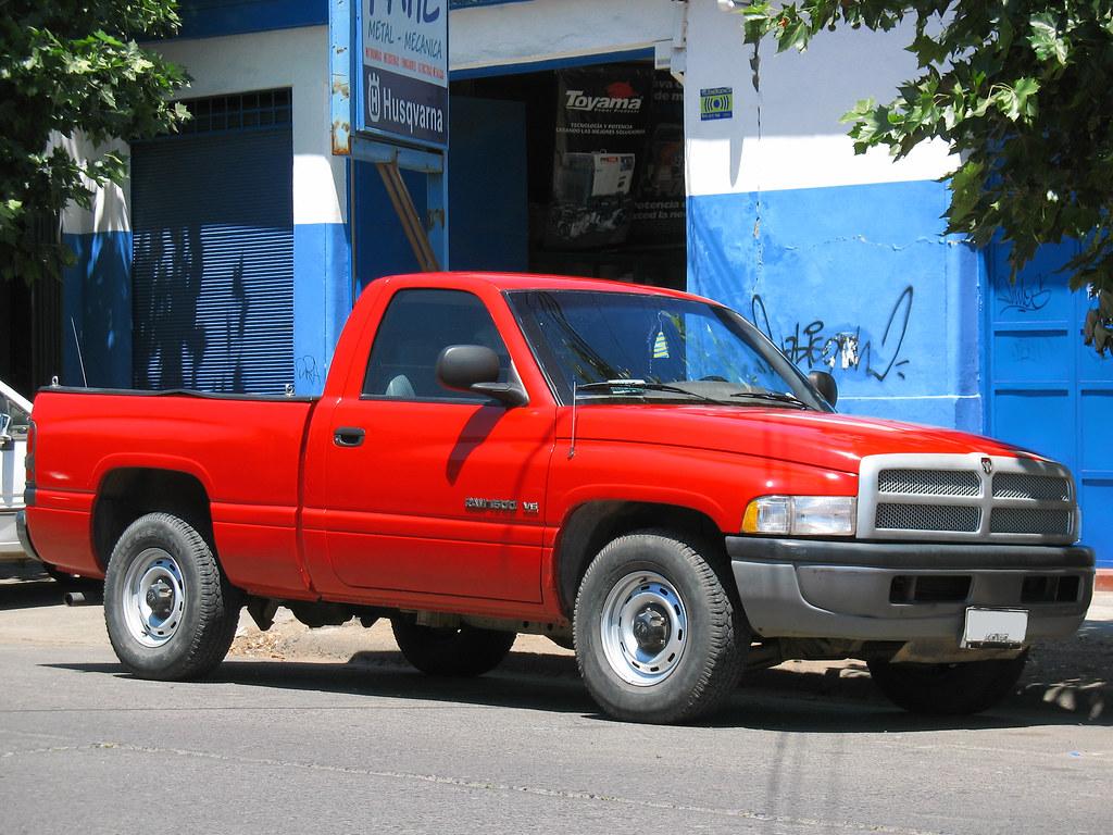 Dodge Ram 1500 V6 2000 | RL GNZLZ | Flickr
