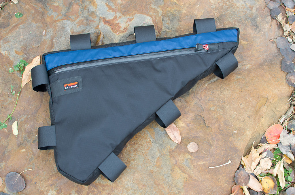 Frame bag for a Surly Ice Cream Truck   Bedrock Bags   Flickr