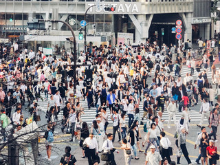 Shibuya Crossing | by Dick Thomas Johnson