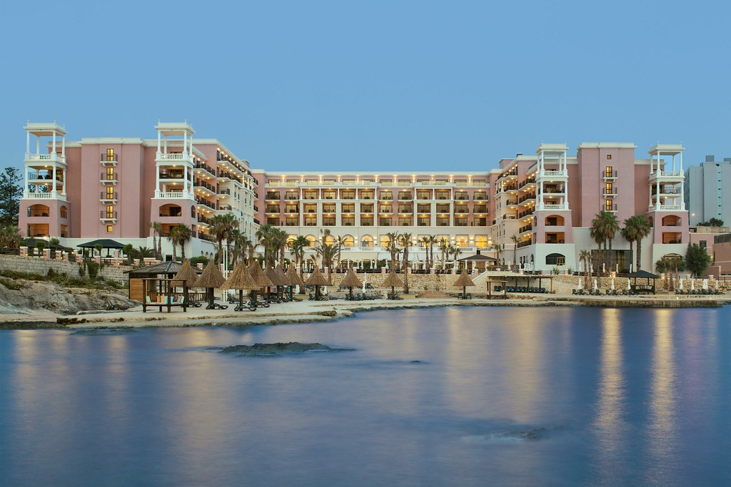 The Westin Dragonara Resort Exterior (2)