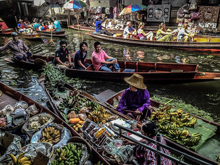 "understanding the ""floating market"" 