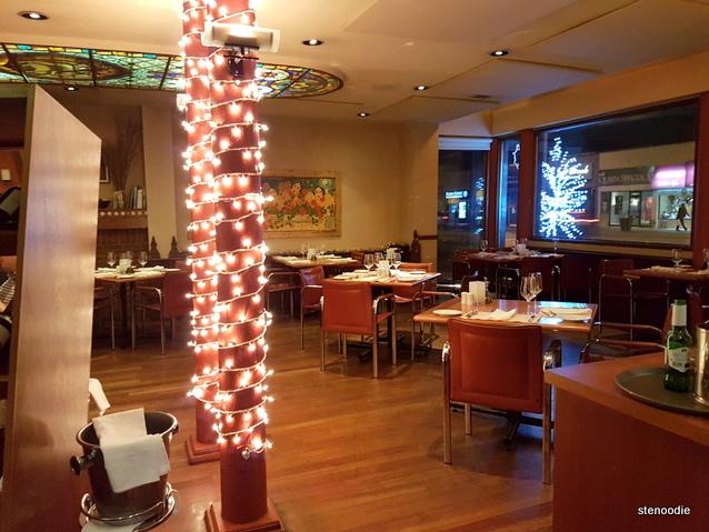 ViBo Restaurant interior
